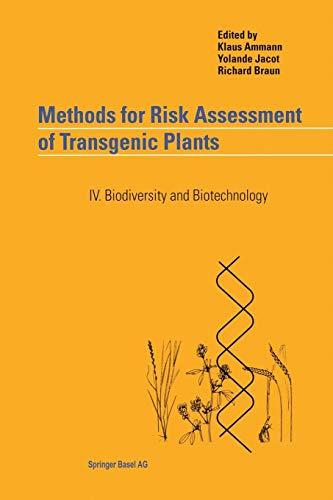 methods-for-risk-assessment-of-transgenic-plants-iv-biodiversity-and-biotechnology