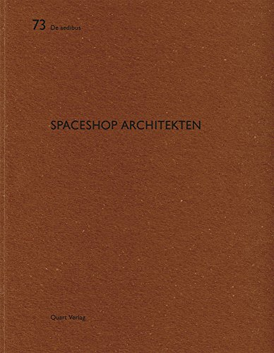 spaceshop-de-aedibus-english-and-german-edition
