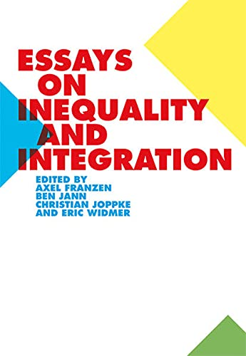 Essays on inequality