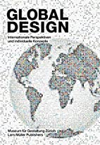 Global Design (German Edition) by edited by…