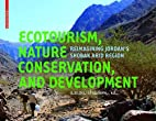 Ecotourism, Nature Conservation and…