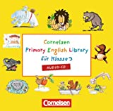Myles, Jane: Cornelsen Primary English Library. 3. Schuljahr. Audio-CD