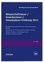 Körperschaftsteuer-, Gewerbesteuer-,…