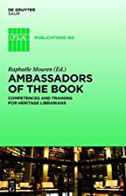Ambassadors of the Book: Competences and…