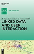 Linked Data and User Interaction (IFLA…