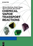 Binnewies, Michael: Chemical Vapor Transport Reactions