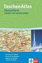 TaschenAtlas Deutschland - Länder und…