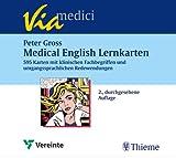 Gross, Peter: Medical English Lernkarten.