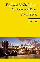 Reclams Städteführer New York:…