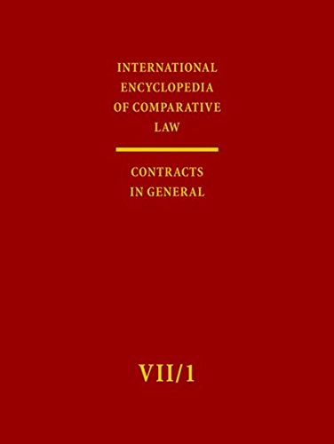international-encyclopedia-of-comparative-law-volume-vii-1-contracts-in-general