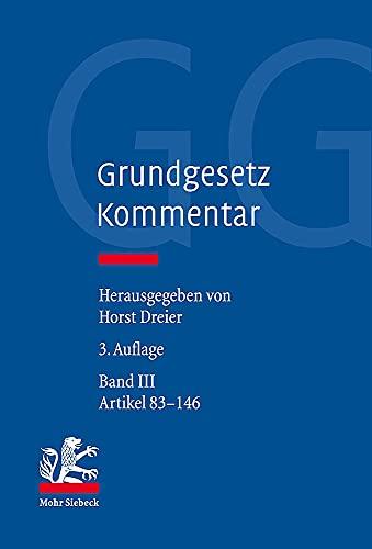 grundgesetz-kommentar-artikel-83-146-german-edition