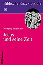 Biblische Enzyklopädie: Jesus und seine…