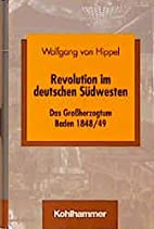 Revolution im deutschen Südwesten. Das…