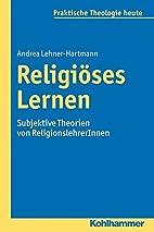 Religiöses Lernen: Subjektive Theorien…