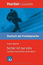 Lesehefte Deutsch als Fremdsprache Stufe A2.…