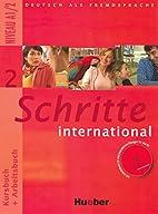 Schritte International 2 by Monika Reimann