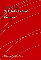 Vehicular Engine Design (Powertrain) by…