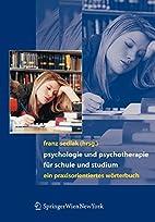 Psychologie und Psychotherapie für Schule…