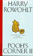 Pooh's Corner. Neueste Meinungen und…