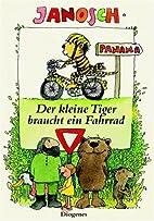 Der kleine Tiger braucht ein Fahrrad by…