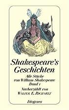 Shakespeare's Geschichten 1. Alle Stücke…