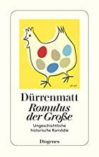 Romulus the Great by Friedrich Drrenmatt
