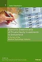 Economic Determinants of Private Equity…