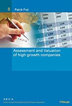 Assessment and Valuation of high growth…