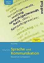 Sprache und Kommunikation by Pascal Frey