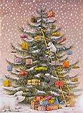 Hans de Beer: Kleiner Eisbärs Weihnachtsbaum. Kalender