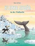 Hans de Beer: Kleiner Eisbär in der Walbucht