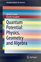 Quantum Potential: Physics, Geometry and…