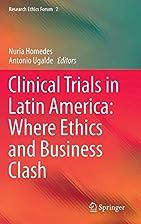 Clinical Trials in Latin America: Where…
