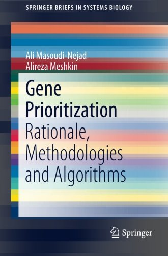 gene-prioritization-rationale-methodologies-and-algorithms-springerbriefs-in-systems-biology