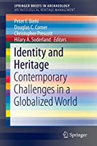 Identity and Heritage: Contemporary…