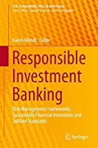 Responsible Investment Banking: Risk…