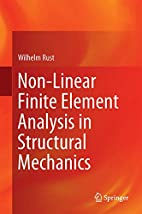 Non-Linear Finite Element Analysis in…