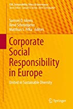 Corporate Social Responsibility in Europe:…
