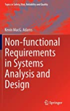 Non-functional Requirements in Systems…