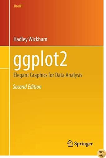 Tggplot2: Elegant Graphics for Data Analysis (Use R!)