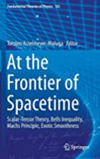 At the Frontier of Spacetime: Scalar-Tensor…