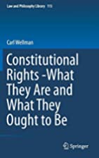 Constitutional Rights -What They Are and…