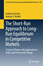 The Short-Run Approach to Long-Run…