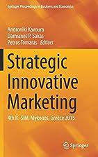 Strategic Innovative Marketing: 4th IC-SIM,…
