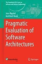 Pragmatic Evaluation of Software…