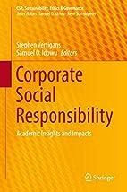 Corporate Social Responsibility: Academic…