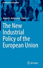 The New Industrial Policy of the European…
