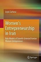 Women's Entrepreneurship in Iran: Role…