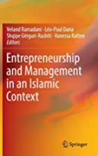 Entrepreneurship and Management in an…