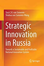 Strategic Innovation in Russia: Towards a…